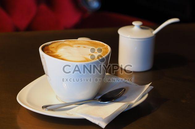 Café com leite - Free image #186933