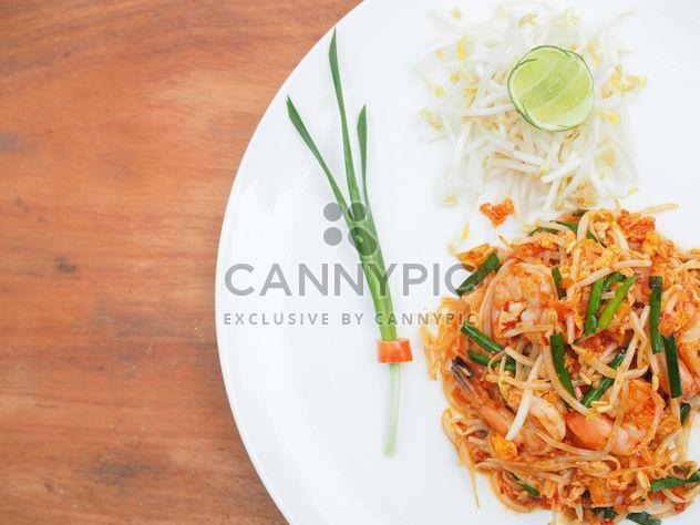 Nouilles thaïlandaises - Free image #187043