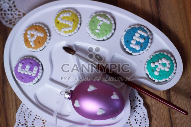 Easter cookie palette - Kostenloses image #187453