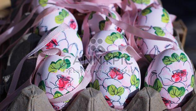 beaux oeufs de Pâques - Free image #187493
