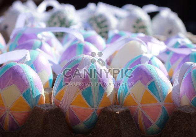 colorful beautiful easteregg - бесплатный image #187513