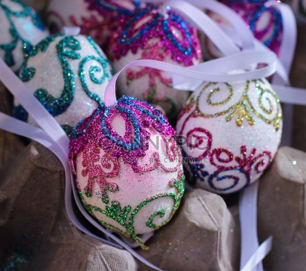Decorative Easter eggs - Free image #187533