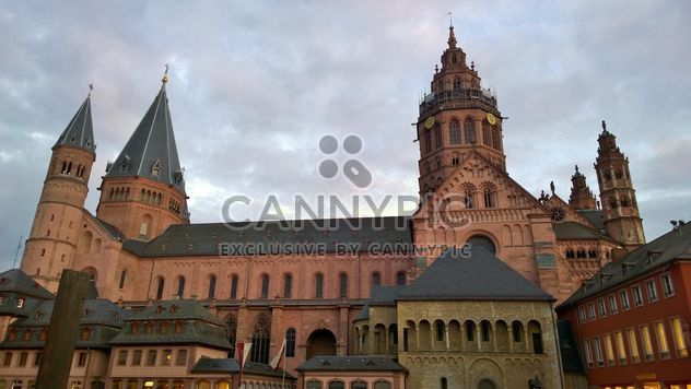 Mainzer Dom cathedral - Kostenloses image #187873