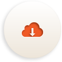 Cloud Download - icon gratuit(e) #188323
