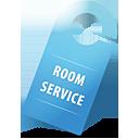 signo de servicio a la habitación - icon #188843 gratis