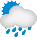 Sonne-Wolken-Regen - Kostenloses icon #189203