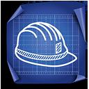 Инженер шлем - Free icon #189293