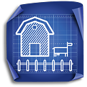 ферма - бесплатный icon #189303