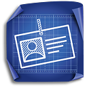 Id Card - icon gratuit(e) #189343