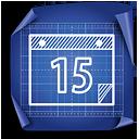 Calendar - Kostenloses icon #189363