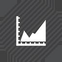 Chart - Kostenloses icon #189613