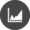Chart - icon #189613 gratis