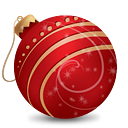 Christmas Ball - icon gratuit #189703