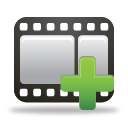 Add Film - icon gratuit #189793