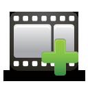 agregar película - icon #189793 gratis