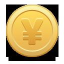 Yen-Münze - Kostenloses icon #189813