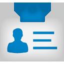 carte d'identité - icon gratuit(e) #190053