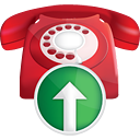 Phone Up - icon gratuit #190283