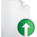 Seite nach oben - Free icon #190303