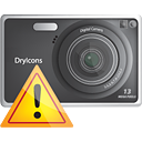 Photo Camera Warning - icon gratuit(e) #190373