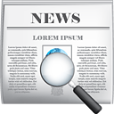 News Search - icon gratuit #190413