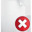 Page Delete - icon gratuit #190473