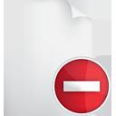 remover página - Free icon #190493