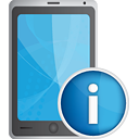 Smart Phone Info - icon gratuit #190733