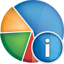 Chart Info - Kostenloses icon #190823