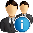 Business Users Info - icon gratuit #190843