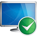 Computer akzeptieren - Kostenloses icon #190913