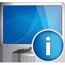 Computer Info - icon gratuit #190923