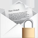 Bloqueio de correio aberto - Free icon #191133