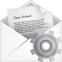 Mail Open Process - icon gratuit #191173