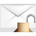 E-Mail entsperren - Kostenloses icon #191193