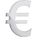 Euro Silver - icon #191213 gratis
