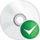 Disc Accept - Free icon #191253