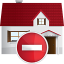 Home Remove - Free icon #191283