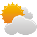 Sun Clouds - Free icon #191993