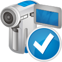 Digital Camcorder Accept - Free icon #192133