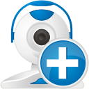 Ajouter webcam - Free icon #192183