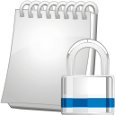 Note Lock - icon gratuit #192193