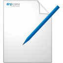 Page Edit - icon #192213 gratis