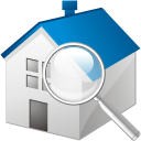 Home Search - icon #192243 gratis