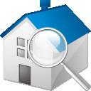 Поиск дома - бесплатный icon #192243