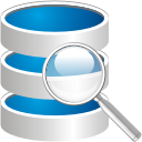 Database Search - icon gratuit #192263