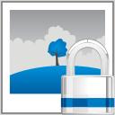 Image Lock - icon gratuit #192393
