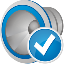 Alto-falante aceitar - Free icon #192503
