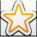 Звезда пустой - бесплатный icon #192803