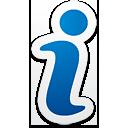 Info - Kostenloses icon #192963